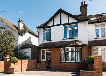 3 bed end terrace house for sale in Chase Court Gardens, Enfield EN2