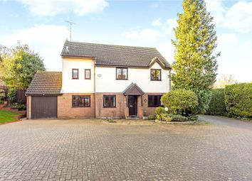 Thumbnail 3 bed detached house for sale in The Hill, Wheathampstead, St. Albans, Hertfordshire