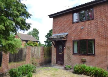 Thumbnail 2 bed end terrace house to rent in Seward Rise, Romsey