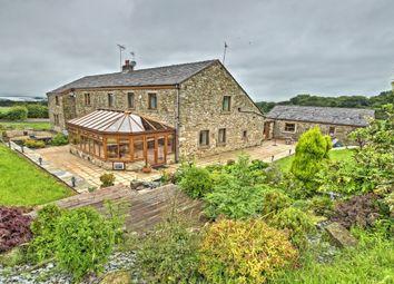 Thumbnail 3 bed farmhouse for sale in Mellor Brook, Blackburn, Lancs