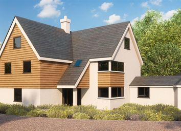 Thumbnail 5 bed detached house for sale in Plot 1, Station New Road, Brundall, Norwich
