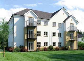 "Thumbnail 3 bedroom flat for sale in ""Turnberry"" at Glendrissaig Drive, Ayr"