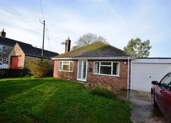 Thumbnail 3 bed bungalow to rent in West End, Langtoft, Peterborough
