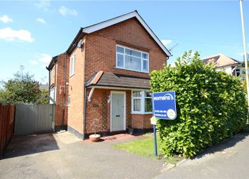 Thumbnail 3 bed detached house for sale in Sandford Road, Aldershot, Hampshire