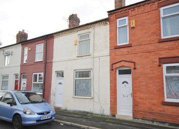 Thumbnail 2 bedroom terraced house for sale in Clegge Street, Warrington