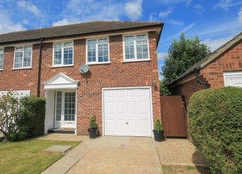 Thumbnail 3 bed end terrace house for sale in The Courtyard, East Grinstead