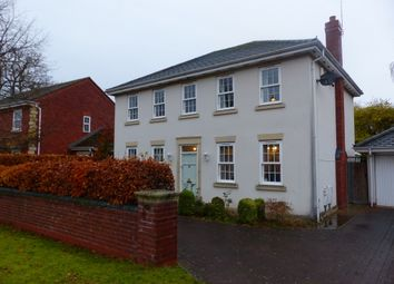 Thumbnail 4 bed detached house to rent in Sparrowhawk Way, Apley, Telford, Shropshire