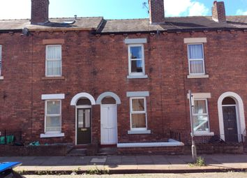 Thumbnail 2 bed terraced house to rent in Granville Road, Carlisle, Cumbria