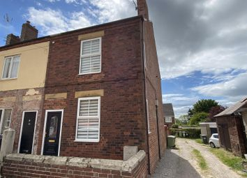 2 bed semi-detached house for sale in New Street, Pilsley, Chesterfield S45