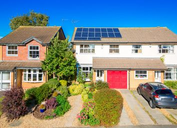 Thumbnail 3 bed semi-detached house for sale in Froxhill Crescent, Brixworth