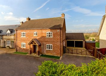 Thumbnail 4 bed detached house for sale in Nursery Close, Little Houghton, Northampton, Northamptonshire