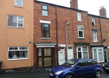 Thumbnail 5 bedroom terraced house to rent in Cromwell Street, Lincoln