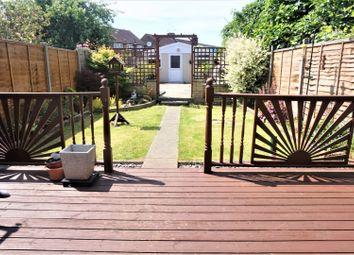 Thumbnail 3 bed end terrace house for sale in Endeavour Road, Cheshunt