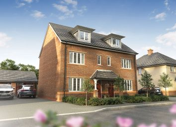 "3 bed semi-detached house for sale in ""The Marlowe"" at Wood Lane, Binfield, Bracknell RG42"