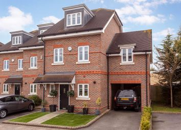 Thumbnail 4 bed end terrace house for sale in Park Lodge Close, Maidenhead, Berkshire