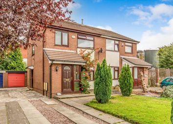 Thumbnail 3 bed semi-detached house for sale in Ox Hey Lane, Lostock, Bolton, Greater Manchester