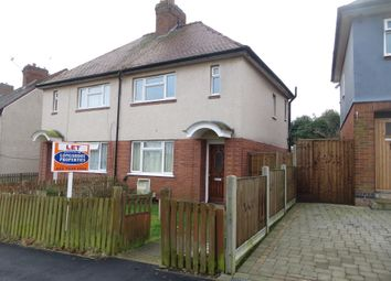 Thumbnail 2 bed semi-detached house to rent in Tryan Road, Nuneaton