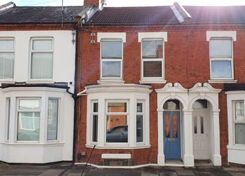 Thumbnail 3 bed terraced house for sale in Wycliffe Road, Abington, Northampton