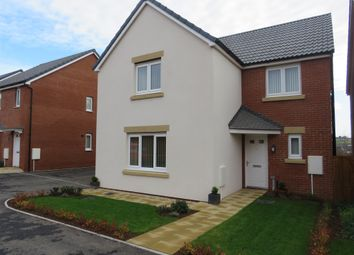 Thumbnail 4 bed detached house for sale in Heol Bennett, Old St Mellons, Cardiff