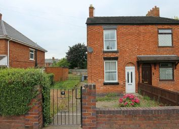 Thumbnail 2 bed semi-detached house for sale in Volunteer Fields, Nantwich