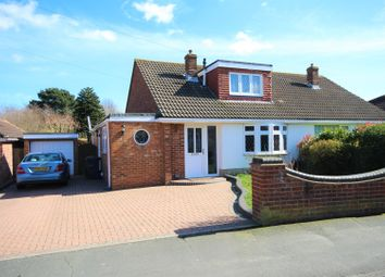 Thumbnail 3 bed semi-detached bungalow for sale in Mayfield Road, Dover