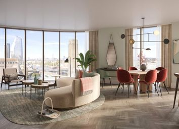 Thumbnail 2 bed flat for sale in Triptych Bankside, 185 Park Street, London