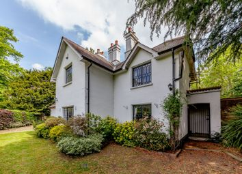 Thumbnail 3 bed detached house to rent in Laleham Park, Shepperton Road, Staines-Upon-Thames
