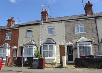 Thumbnail 2 bed terraced house to rent in Cranbury Road, Reading