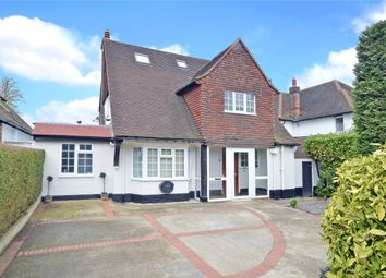 Thumbnail 4 bed detached house for sale in Belmont Rise, Cheam, Sutton