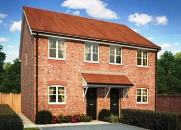 Thumbnail 3 bed semi-detached house for sale in The Pastures Fleetwood Road, Wesham, Preston