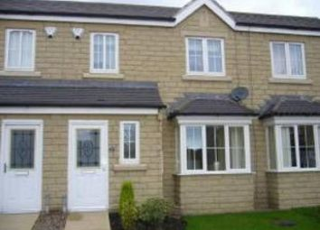 Thumbnail 3 bed terraced house to rent in Cuniver Court, Liversedge