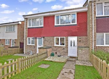 Thumbnail 2 bed terraced house for sale in Woodhurst, Chatham, Kent