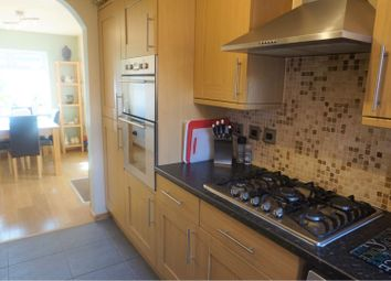 Thumbnail 2 bed bungalow for sale in Wilmot Grove, Stoke-On-Trent