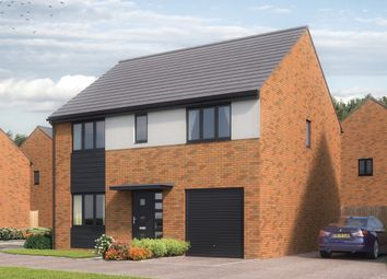 "Thumbnail 5 bed detached house for sale in ""The Strand"" at Bridge Road, Old St. Mellons, Cardiff"