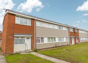 2 bed flat for sale in Canterbury Close, Ashington NE63