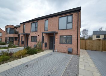 Thumbnail Town house for sale in Bywater Court, Haigh Moor Way, Allerton Bywater, Castleford