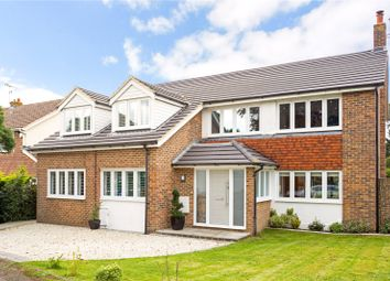Thumbnail 6 bed detached house for sale in Beechcroft, Ashtead, Surrey
