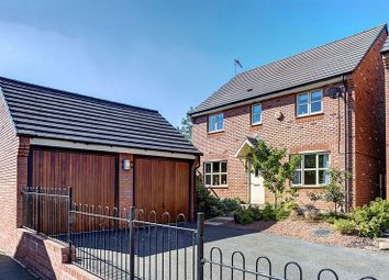 4 bed detached house for sale in Sweet Briar Court, Astbury, Congleton CW12