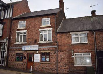 2 bed flat to rent in Flat 2, 43 King Street, Alfreton DE55
