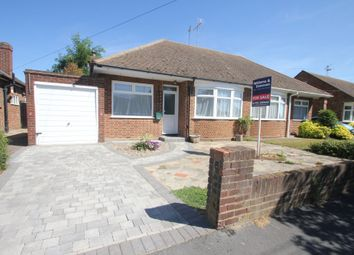 Thumbnail 2 bed semi-detached bungalow for sale in Rectory Road, Ashingdon, Rochford