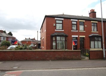 Thumbnail 3 bed end terrace house for sale in Milkstone Road, Deeplish, Rochdale, Greater Manchester
