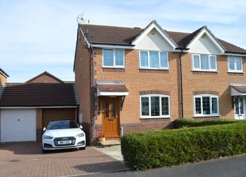 Thumbnail 3 bedroom semi-detached house for sale in Azalea Road, Wick-St-Lawrence, Weston-Super-Mare