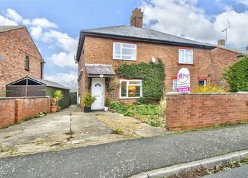Thumbnail 3 bed semi-detached house for sale in West Avenue, Ramsey, Huntingdon, Cambridgeshire