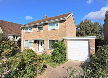 Thumbnail 4 bed detached house for sale in Helliers Close, Chard