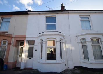 Thumbnail 3 bed terraced house for sale in Beecham Road, Portsmouth