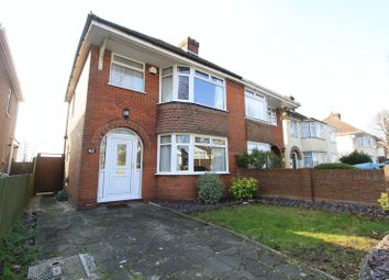 Thumbnail 3 bedroom semi-detached house for sale in Cleethorpes Road, Southampton