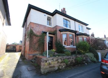 Thumbnail 3 bed semi-detached house to rent in Ecclesbourne Avenue, Duffield, Belper