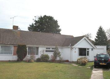 Thumbnail 5 bed bungalow to rent in Parham Close, Littlehampton