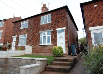 Thumbnail 3 bed semi-detached house for sale in Calverton Road, Arnold