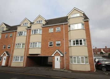 Thumbnail 2 bed flat for sale in Queens Court, Queens Road, Nuneaton